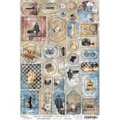Age of Gentleman 20x30 PreCut
