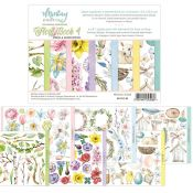 Flora Book 4 - 15x20 Paper Pad