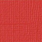 CARTULINA textura Lienzo - ROJO CARDINAL