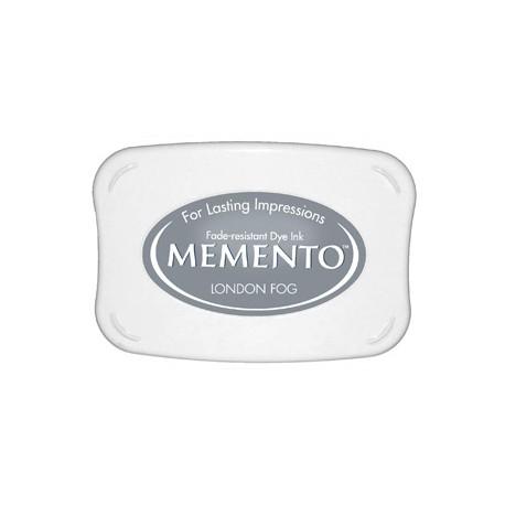 Tampón de tinta Memento Pad London Fog de Tsukineko