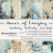 Hours of Longing - Paper Set 20x20
