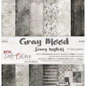 Gray Mood - Paper Set 30x30