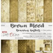Brown Mood - Paper Set 30x30