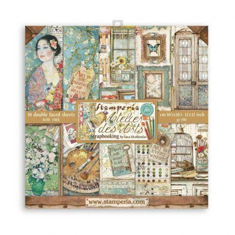 Atelier des Arts Paper Pack 30x30