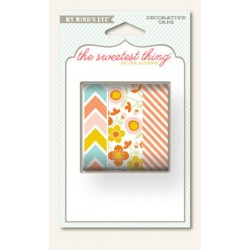 Decorative Tape Tangerine - Together