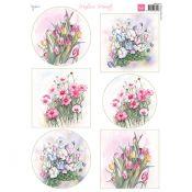 Lámina Floral Spring