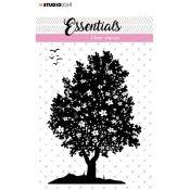Sellos Acrilicos Flower bush Essentials