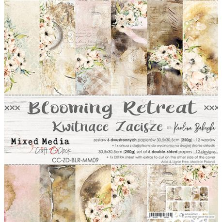 Blooming Retreat Paper Set 30x30