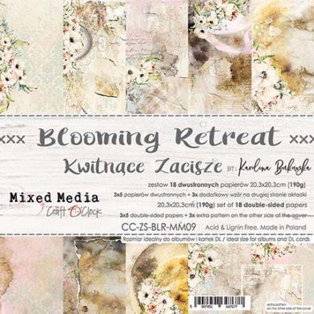 Blooming Retreat - Paper Set 20x20