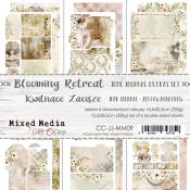 Junk Journal Set Blooming Retreat