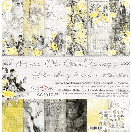 Force of Gentleness - Paper Set 30x30
