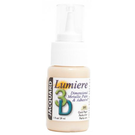 LUMIERE 3D - Gold Pearl
