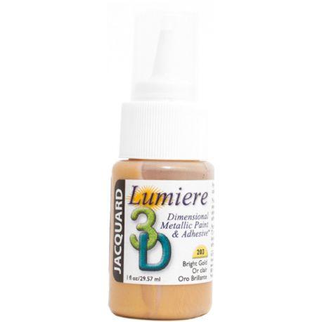 LUMIERE 3D - Bright Gold