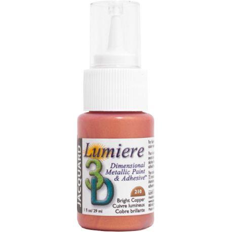 LUMIERE 3D - Bright Copper