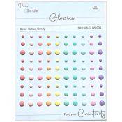 Glossies Mini Dots - Cotton Candy