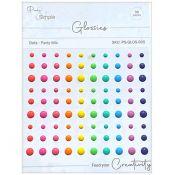 Glossies Mini Dots - Party Mix