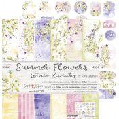 Summer Flowers - Paper Set 30x30