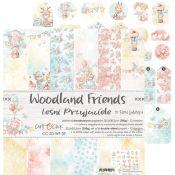 Woodland Friends - Paper Set 30x30