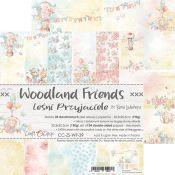 Woodland Friends - Paper Set 20x20