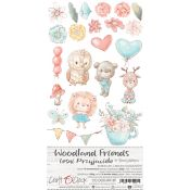 Woodland Friends - Extras to cut Set