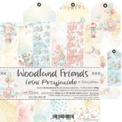 Woodland Friends - Paper Set 15X15