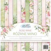 Rose Wine 30x30 Paper Pad
