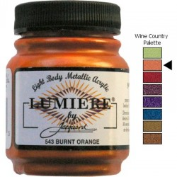 LUMIERE - Burnt Orange