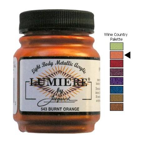 LUMIERE - Burnt Orange