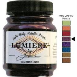 LUMIERE - Burgundy