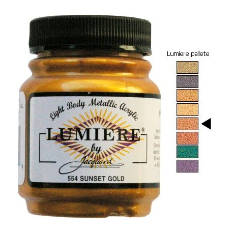 LUMIERE - Sunset Gold