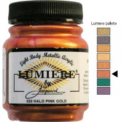 LUMIERE - Halo Pink Gold
