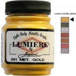 LUMIERE - Metallic Gold