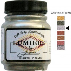 LUMIERE - Metallic Silver