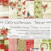 Christmas Time - Paper Set 20x20
