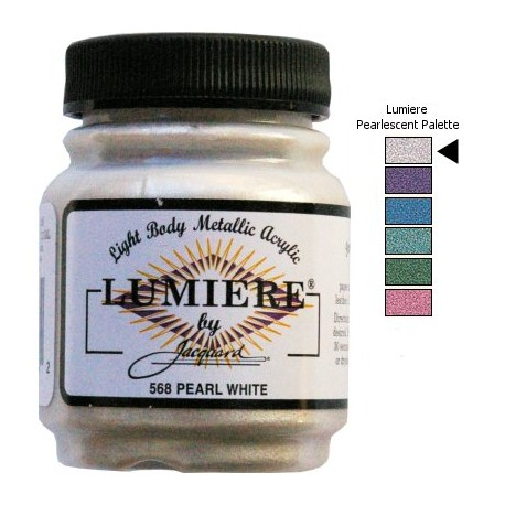 LUMIERE - Pearlescent White