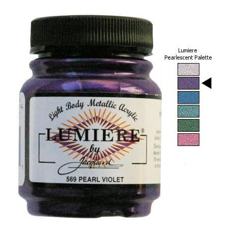 LUMIERE - Pearlescent Violet