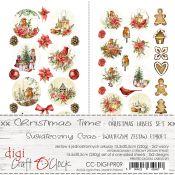Christmas Times - Digi Label