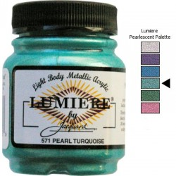 LUMIERE - Pearlescent Turquoise
