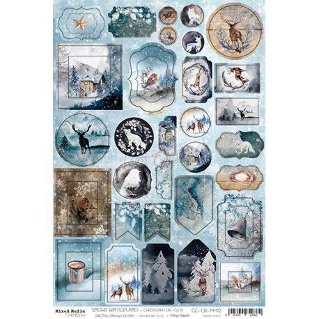 Snowy Winterland - 20x30 PreCut