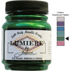 LUMIERE - Pearlescent Emerald