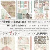 Junk Journal Set Hello Beauty