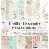 Hello Beauty Paper Set 30x30
