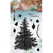 Sellos Sending Joy Build a Christmas Tree