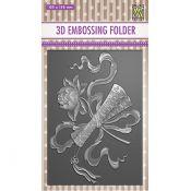 3D Embossing Folder - Diploma