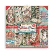 Sir Vagabond in Japan Paper Pack 30x30