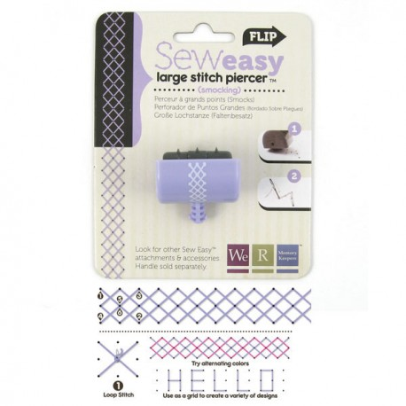 Stitch piercer Large - Smocking
