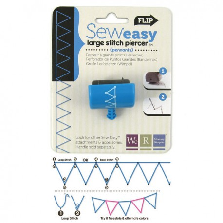 SEW EASY LARGE - Pennants