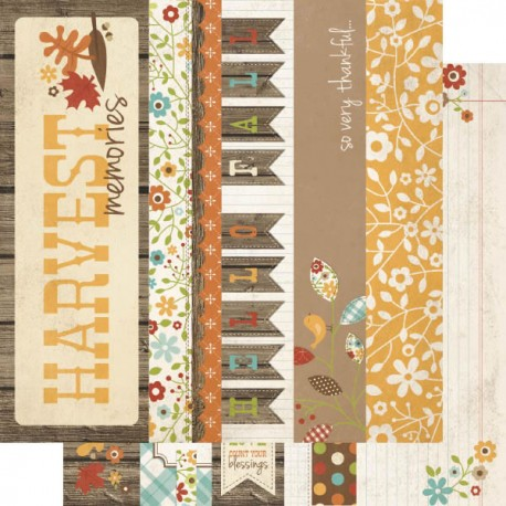 Harvest Lane - Title Strips