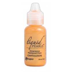 Liquid Pearls - CANTALOUPE