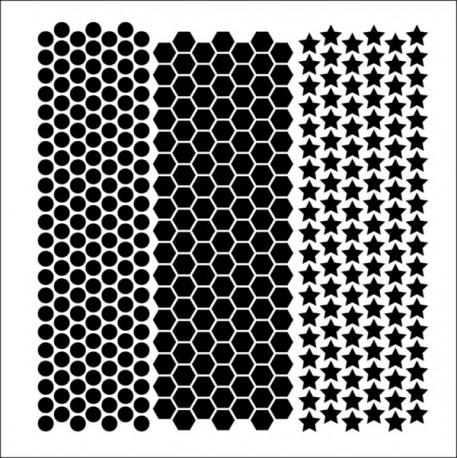 Template 12x12 - Punchinela